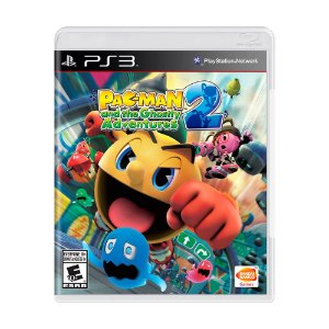 Jogo Pac-Man and The Ghostly Adventures 2 - PS3