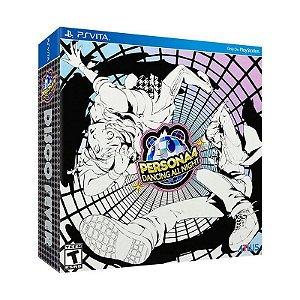 Jogo Persona 4: Dancing All Night (Disco Fever Edition) - PS Vita