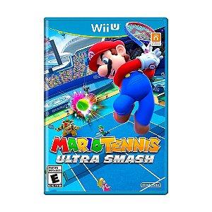 Jogo Mario Tennis: Ultra Smash - Wii U