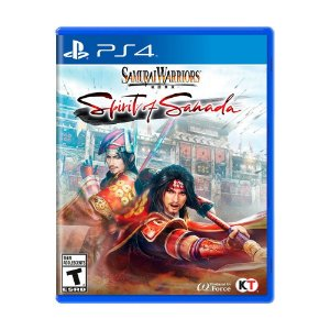 Jogo Samurai Warriors: Spirit of Sanada - PS4
