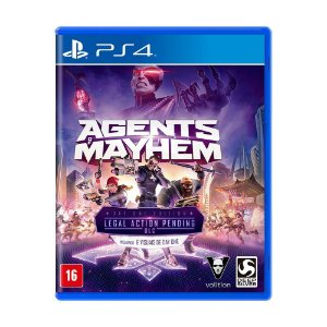 Jogo Agents of Mayhem (Day One Edition) - PS4