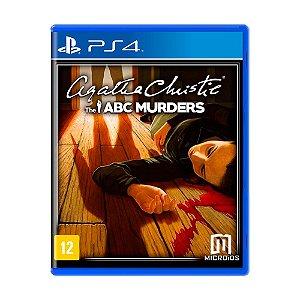 Jogo Agatha Christie: The ABC Murders - PS4