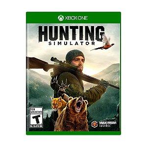 Jogo Hunting Simulator - Xbox One