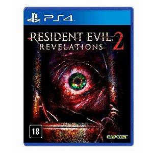 Jogo Resident Evil: Revelations 2 - PS4