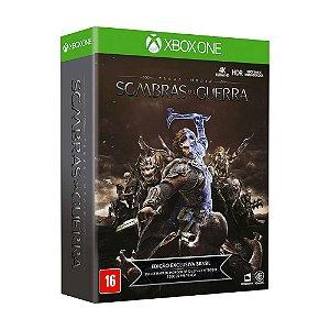 Jogo Terra-média: Sombras da Guerra (Edição Limitada) - Xbox One
