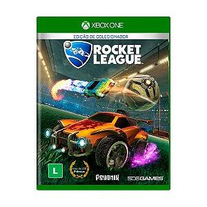 Jogo Rocket League (Edição de Colecionador) - Xbox One