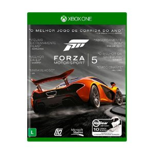 Jogo Forza Motorsport 5 (GOTY) - Xbox One