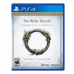 Jogo The Elder Scrolls Online: Tamriel Unlimited - PS4