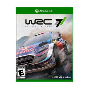 Jogo WRC 7: FIA World Rally Championship - Xbox One
