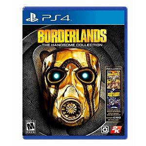 Jogo Borderlands: The Handsome Collection - PS4