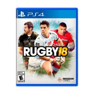 Jogo Rugby 18 - PS4