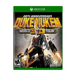 Jogo Duke Nukem 3D: 20th Anniversary World Tour - Xbox One