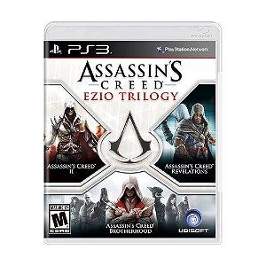 Jogo Assassin's Creed: Ezio Trilogy - PS3
