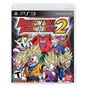 Jogo Dragon Ball Raging Blast 2 - PS3