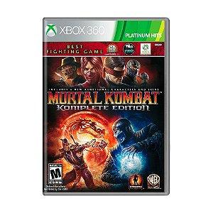 Jogo Mortal Kombat (Komplete Edition) - Xbox 360