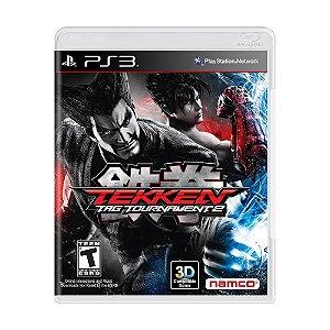 Jogo Tekken Tag Tournament 2 - PS3