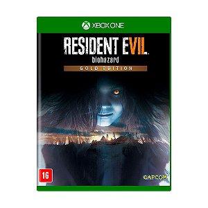 Jogo Resident Evil 7: Biohazard (Gold Edition) - Xbox One