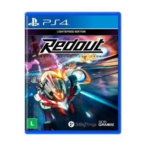 Jogo Redout (Lightspeed Edition) - PS4