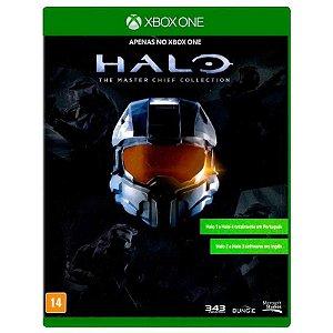 Jogo Halo: The Master Chief Collection (Totalmente em Português) - Xbox One