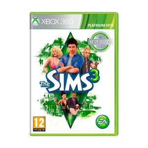 Jogo The Sims 3 - Xbox 360