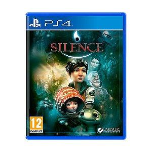Jogo Silence - PS4