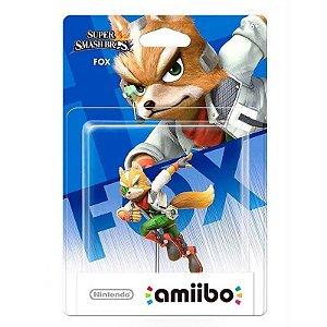 Nintendo Amiibo: Fox - Super Smash Bros. - Wii U e New Nintendo 3DS