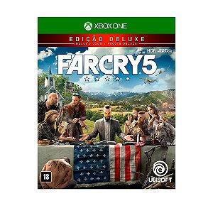 Jogo Far Cry 5 (Edição Deluxe) - Xbox One