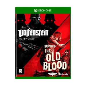 Jogo Wolfenstein: The Two Pack - Xbox One