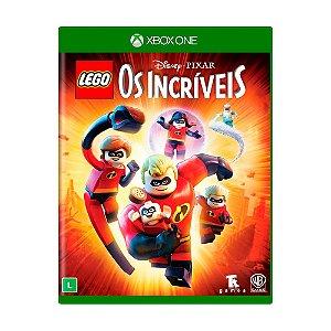 Jogo LEGO Disney•Pixar Os Incríveis - Xbox One
