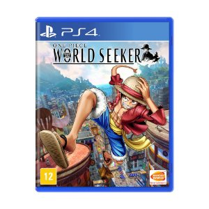 Jogo One Piece: World Seeker - PS4