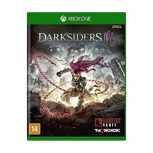 Jogo Darksiders III - Xbox One