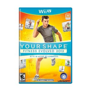 Jogo Your Shape: Fitness Evolved 2013 - Wii U