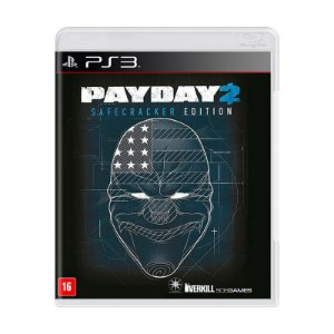 Jogo Payday 2 (Safecracker Edition) - PS3
