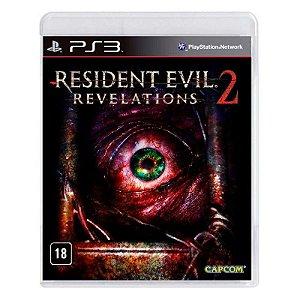 Jogo Resident Evil: Revelations 2 - PS3