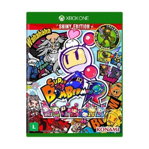 Jogo Super Bomberman R (Shiny Edition) - Xbox One