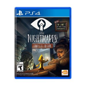 Jogo Little Nightmares (Complete Edition) - PS4