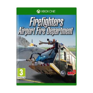 Jogo Firefighters: Airport Fire Department - Xbox One