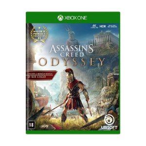 Jogo Assassin's Creed Odyssey - Xbox One