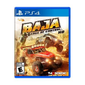 Jogo BAJA: Edge of Control HD - PS4