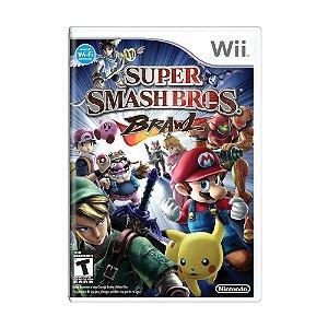 Jogo Super Smash Bros. Brawl - Wii