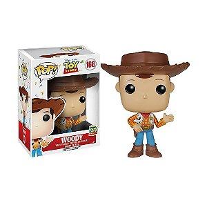 Boneco Woody 168 Toy Story - Funko Pop