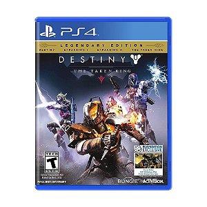 Jogo Destiny: The Taken King (Legendary Edition) - PS4