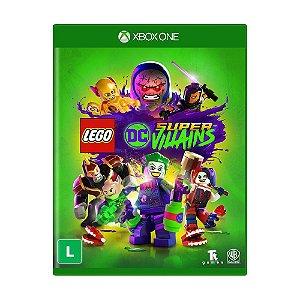 Jogo LEGO DC Super-Villains - Xbox One