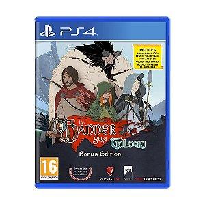 Jogo The Banner Saga Trilogy (Bonus Edition) - PS4