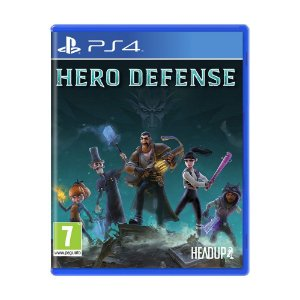Jogo Hero Defense - PS4