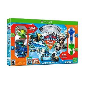 Jogo Skylanders: Trap Team (Pacote Inicial) - Xbox One