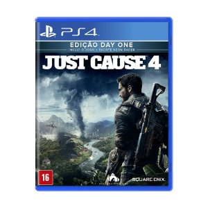 Jogo Just Cause 4 (Edição Day One) - PS4