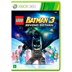 Jogo LEGO Batman 3: Beyond Gotham - Xbox 360