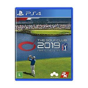 Jogo The Golf Club 2019 Apresenta PGA Tour - PS4