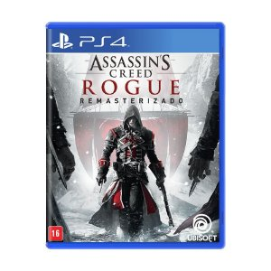 Jogo Assassin's Creed Rogue Remasterizado - PS4